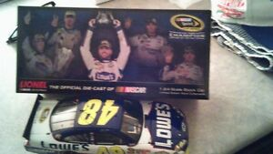 JIMMIE JOHNSTON 1/24 CHAMPIONSHIP DIECAST.5 TIME CHAMP Cornwall Ontario image 1