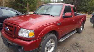 2010 Ford Ranger Edge Pickup Truck