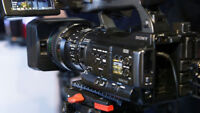 Professional Videographer with High End Equipment