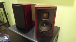 MOTION 15 speakers by Martin Logan