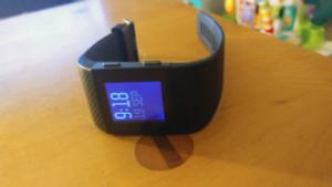 Fitbit surge super watch