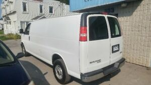 gmc savana 2011 allonge