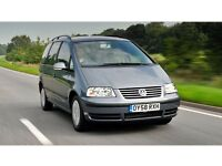 Wanted vw sharan seat Alhambra or ford galaxy Mpv car 7 seater spares or repair