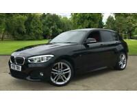 BMW 1 Series 120i M Sport 5dr Hatchback Petrol Manual