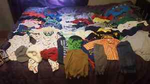 Boys clothes size 6 months to 2T