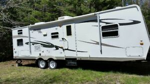 2010 Discovery Trail 31BHS Travel Trailer