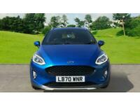Ford Fiesta 1.0 EcoBoost 125ps Active X Edition 5dr Hatchback Petrol Manual