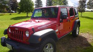 2011 Jeep Wrangler Rubicon Other