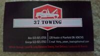 37 Towing 24/7 Belleville, Trenton, Prince Edward county