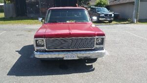 1980 Chev pick up