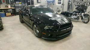 2010 Shelby Gt500 Svt Cobra Mustang 700rwhp