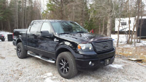 2008 Ford F-150 SuperCrew Haley Davidson Pickup Truck