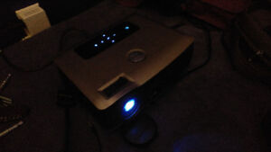 Dell 2400MP HD Home Theater Projector