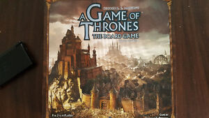 A gane of thrones board game