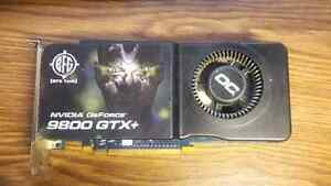 Nvidia GeForce 9800 GTX+ Video/Graphics Card Cambridge Kitchener Area image 1