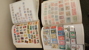 ESTATE STAMP COLLECTION $600+MINT STAMPS