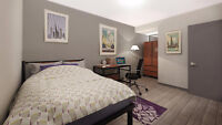 1 Bedroom with ensuite washroom available by Accommod8u