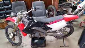 LOOKING TO BUY  CR250