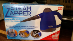 Hand steam zapper