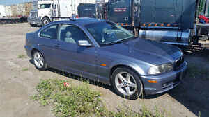 2000 BMW 3-Series 328 ci coupe Coupe (2 door)