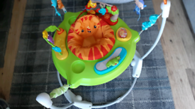 Baby play equipment