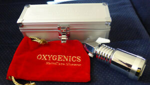 OXYGENICS  spa powered showerhead