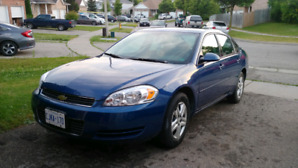 2006 Chevy Impala LS *142,000 KMs* Safetied *Minimal Rust*