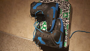 NEW never worn K2 men's size 11 snowboard boots