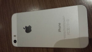 I phone 5S silver 32G