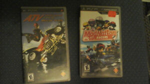 Sony PSP games and movies