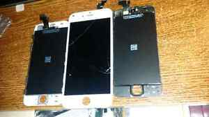 Réparation vitre d iphone