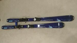 Adult Rossignol new skis