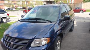 Dodge Caravan 2005 - mint conditon for sale!! Asap