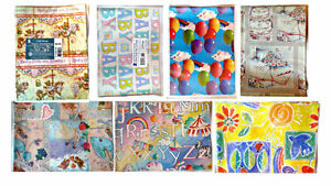 35 packages of gift wrap , scrap booking paper , crafts, cheap