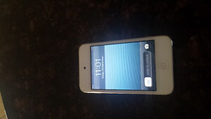 Ipod touch 4 16gb allmost new