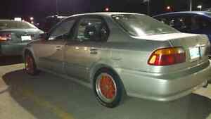 B20 honda civic