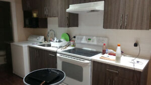 2 Bedroom Suite, brand new house, ideal for 2 students/2 workin
