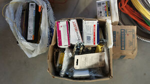 Large lot of Electrical Supplies, must take all Kitchener / Waterloo Kitchener Area image 3
