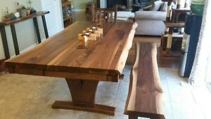 Beautiful Live Edge Tables, INVENTORY SALE!