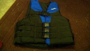 LIGHT WEIGHT LIFE JACKET IN STORAGE BAG