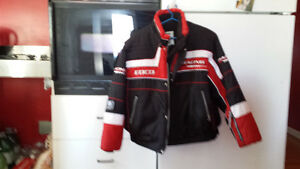 Manteau moto-neige
