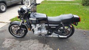 Looking to trade a 79 Kawasaki kz1300 & a 2000 Polaris XC-SP 700
