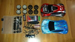 RC Traxxas rally