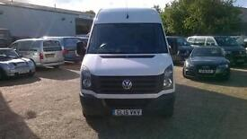 Volkswagen Crafter 2.0TDi ( 136PS ) CR35 MWB High Roof