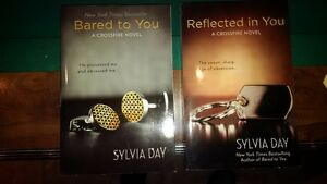 Bared To You & Reflected In You (Sylvia Day)