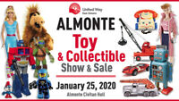 Almonte Toy Show - Jan 25th