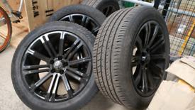 18 inch Peugeot Wheels