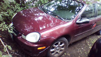 2002 Chrysler Neon - For Parts