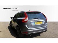 2017 Volvo XC60 D5 (220) R DESIGN Nav 5dr AWD Automatic Diesel Estate