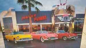 Vintage car picture
